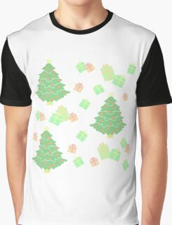 Christmas Tree with Presents #1 Graphic T-Shirt