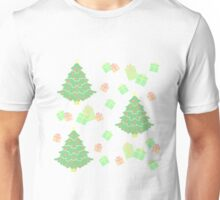 Christmas Tree with Presents #1 Unisex T-Shirt