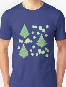 Christmas Tree with Presents #1 T-Shirt