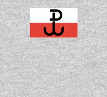 Flag of the Polish Underground State, 1939-1945 Unisex T-Shirt