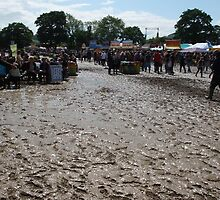 Classic Glastonbury by Melissa Purves