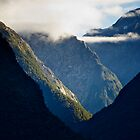 Magic of Milford Sound by meredithnz
