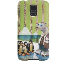 Employing Foreign Labour Samsung Galaxy Case/Skin