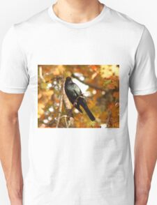 Red-Winged Black Bird T-Shirt
