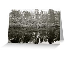 Loch Ness in Winter | Scotland Greeting Card