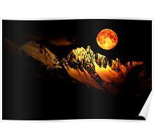 Moonlight Madness Poster