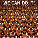 Together we can do it by FlamingDerps