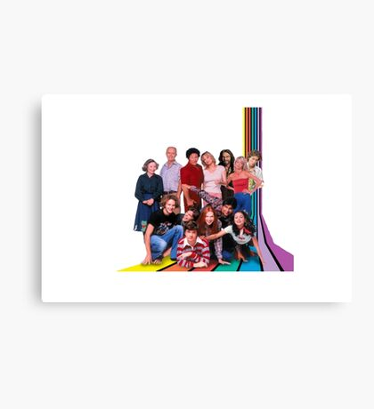 That '70s Show Canvas Print