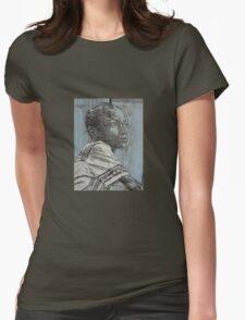 Little Boy Womens Fitted T-Shirt