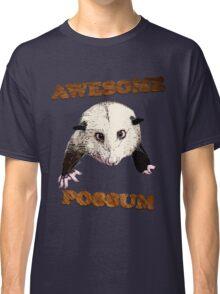 Awesome Possum Classic T-Shirt