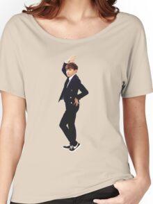 J-Hope BTS Women's Relaxed Fit T-Shirt