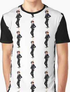 J-Hope BTS Graphic T-Shirt