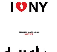 Become A Blood Donor by HelpNewYorkers