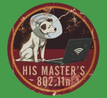His Master's 802.11n One Piece - Short Sleeve