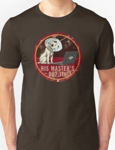 His Master's 802.11n Unisex T-Shirt