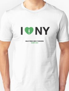 Help Feed New Yorkers T-Shirt