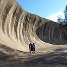 Wave Rock by simonescott