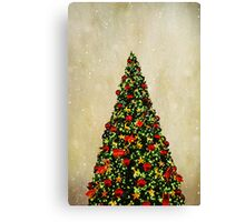 When It's Christmas Time Canvas Print