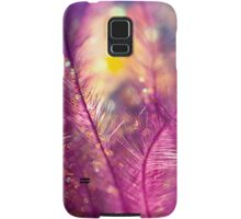1920's Feathers Samsung Galaxy Case/Skin