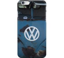 Rat look VW Camper van iPhone Case/Skin