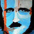 Edgar Allen Poe by bethany9