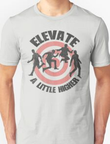 Elevate (Distressed look) Unisex T-Shirt
