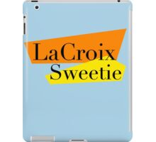LaCroix Sweetie iPad Case/Skin