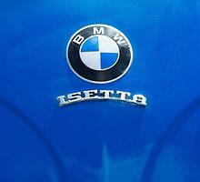BMW Isetta by Martyn Franklin