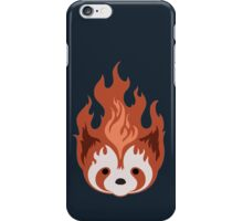 Legend of Korra: Fire Ferrets Pro Bending Emblem - no text iPhone Case/Skin