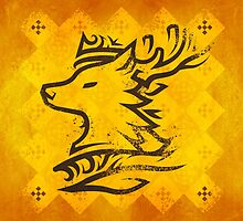 House Baratheon - Game of Thrones by Kevin James Bernabe