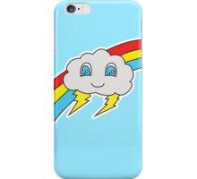 Clawd the Happy Little Rain Cloud iPhone Case/Skin