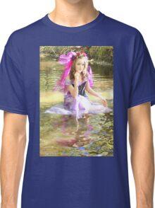 Impressionist Portrait Classic T-Shirt