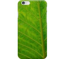 green iphone/samsung galaxy cover iPhone Case/Skin