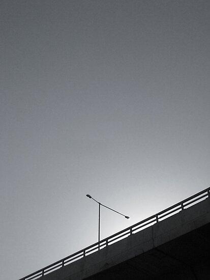 Under the bridge by Steve Leadbeater
