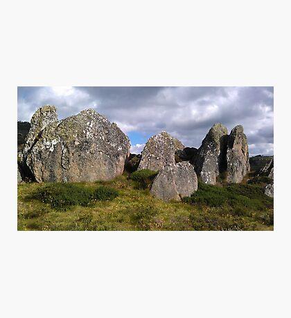 Perisher Valley NSW, Australia Photographic Print