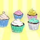 Colourful cupcakes you want to eat by digestmag