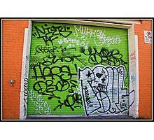 NOLA Graffiti Photographic Print