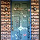 Graffiti on Frenchman Street by Mikell Herrick