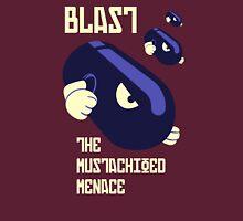 Blast the Mustachioed Menace - no background Unisex T-Shirt