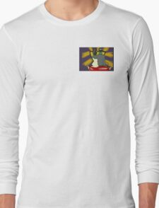 Monster Night at the Drive-In Long Sleeve T-Shirt