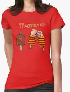 Life's Twisted: Ice Cream Cannibals T-Shirt