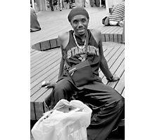 Starbury Guy Photographic Print