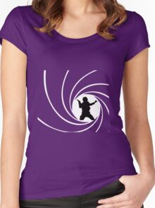Bond Solo Women's Fitted Scoop T-Shirt