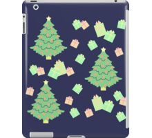 Christmas Tree with Presents #2 iPad Case/Skin