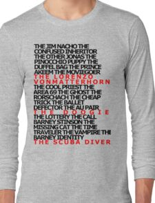 The Plays 2 Long Sleeve T-Shirt