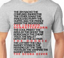 The Plays 2 Unisex T-Shirt