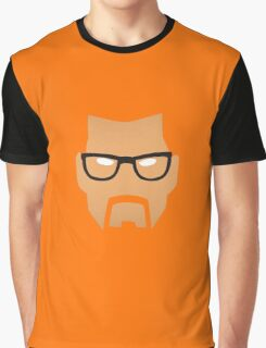 Gordon Freeman Half Life Graphic T-Shirt
