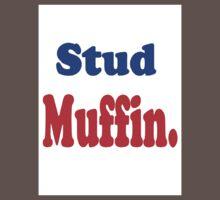 Stud Muffin. Baby Tee