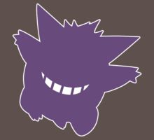 Gengar by HighDesign