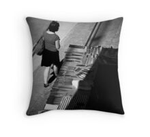 The Passion Killer Throw Pillow